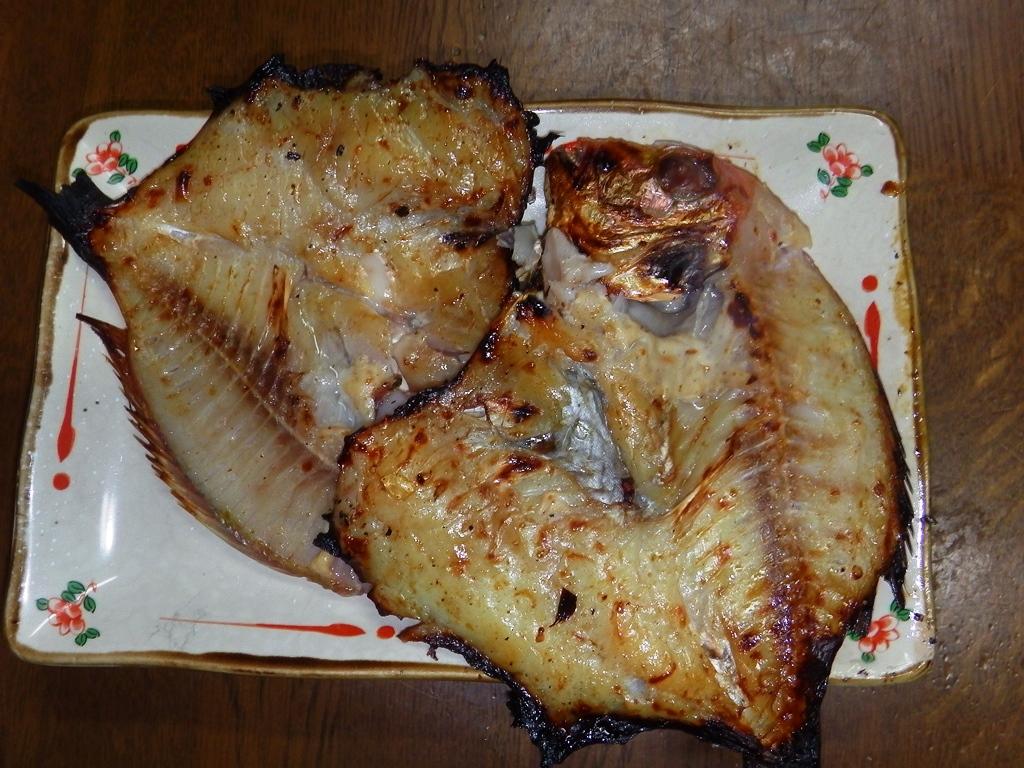 レンコ鯛の粕漬2尾